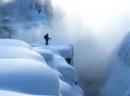 Randonée hivernale